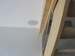 Installations Enceintes encastrables Plafond Imagin'&Son